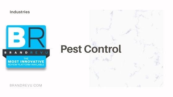 Pest Control Software (Cover)
