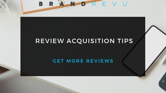 Review Acquisition Tips (Cover)