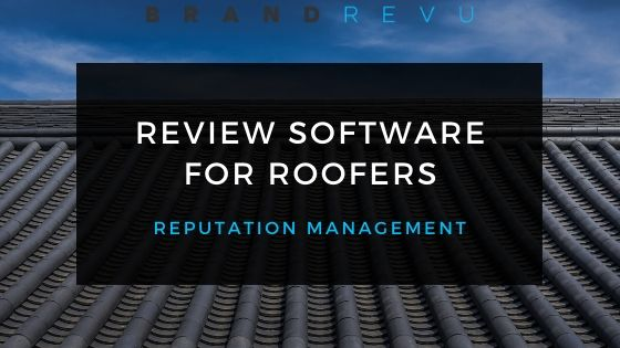 Review Software for Roofers Cover