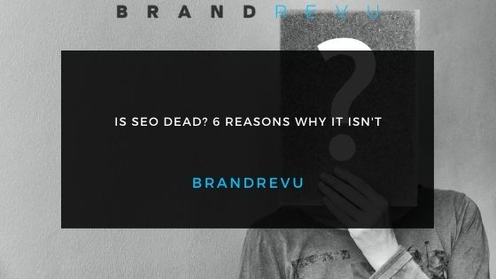SEO is Dead (Blog Cover)